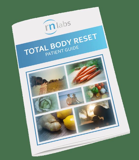 RN LABS - Medi Restore Patient Booklet